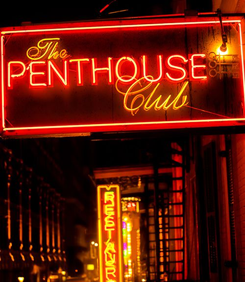 Penthouse Club New Orleans